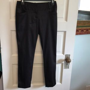 Black Dress Pants The Limited Size 0